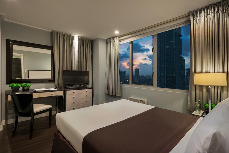 One bedroom room in Astoria Plaza Hotel