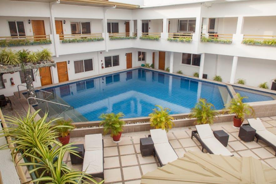 Poolside of Mangrove Resort Hotel