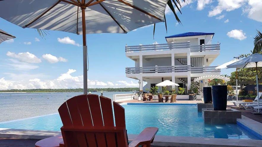 Poolside of Casa Almarenzo Bed and Breakfast Resort
