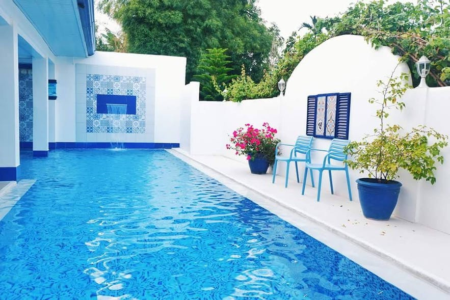 Poolside of Arabella Villas