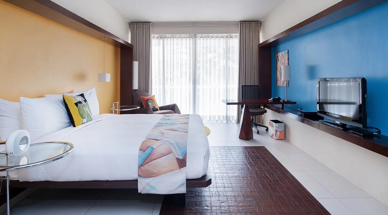 Malaga Studio in Picasso Hotel
