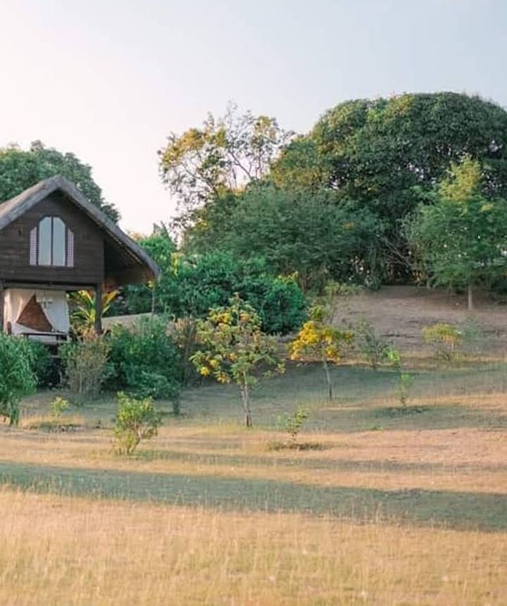 A villa in Ybonita Farm and Villas