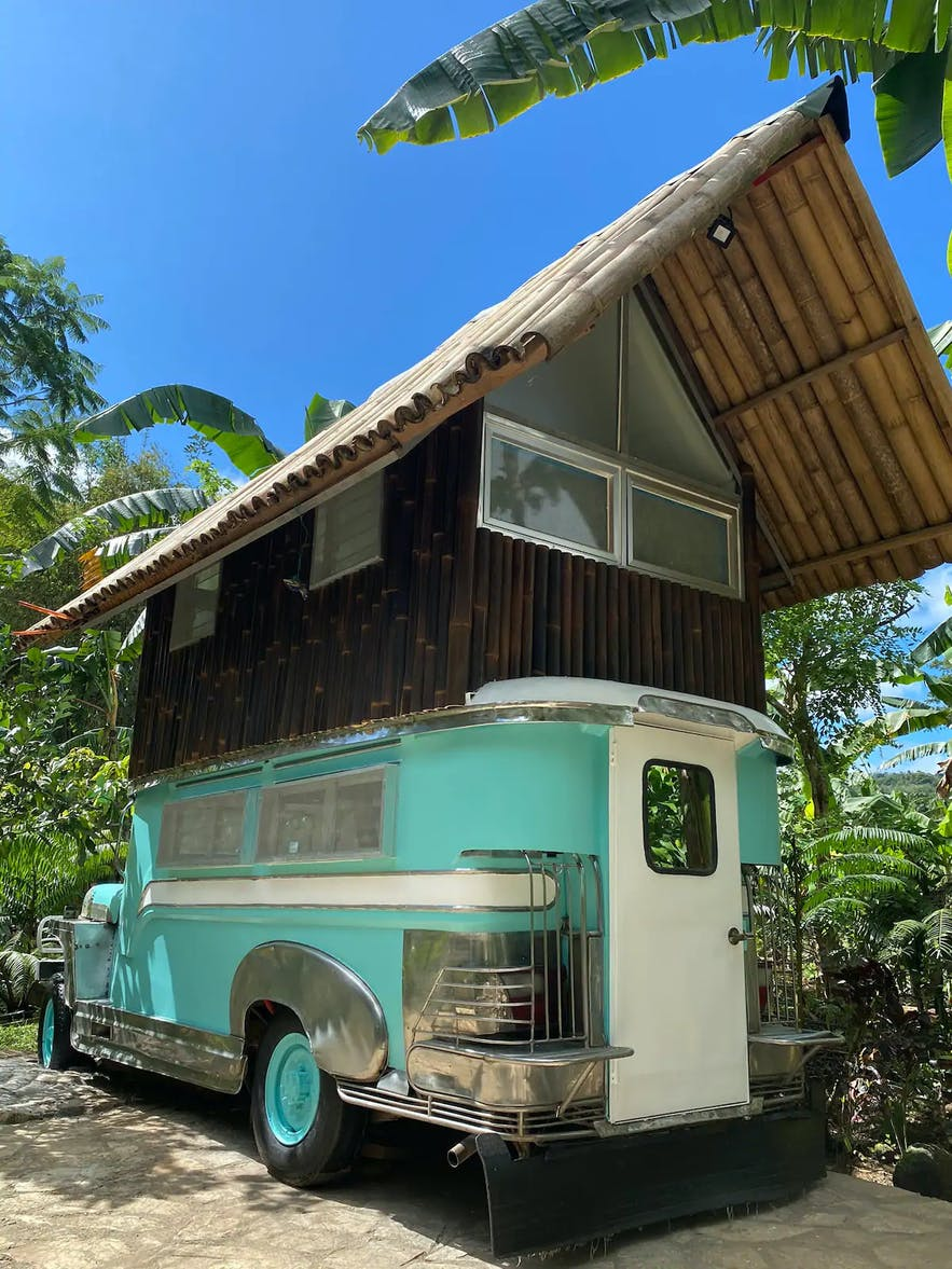 Balai Tanay's Jeepney Camper