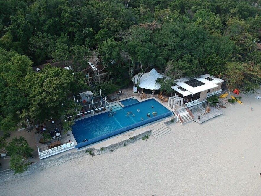 Aerial view of La Luz Beach Resort & Spa