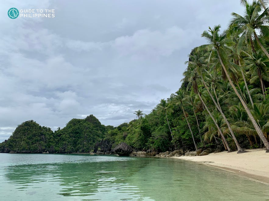 Shoreline of Dinagat Island
