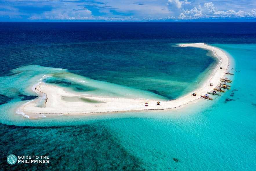 Camiguin's White Island