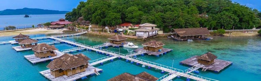 Cottages of Grace Island Resort