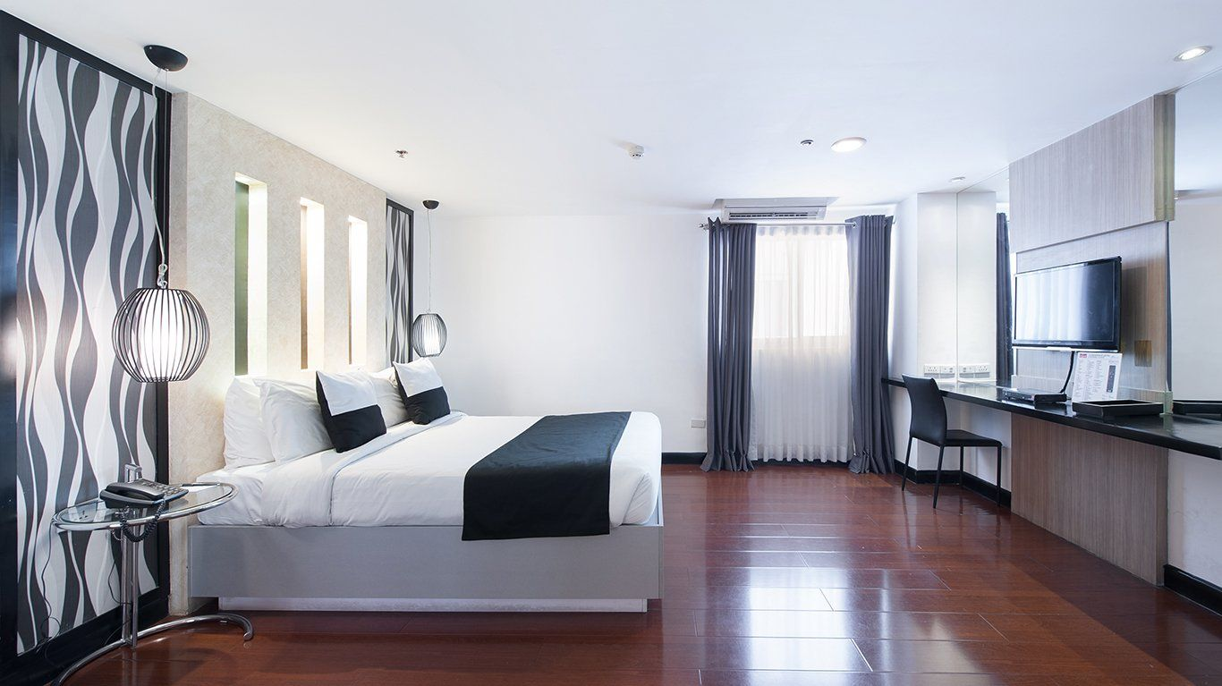 Check in your room in Y2 Residences in Makati