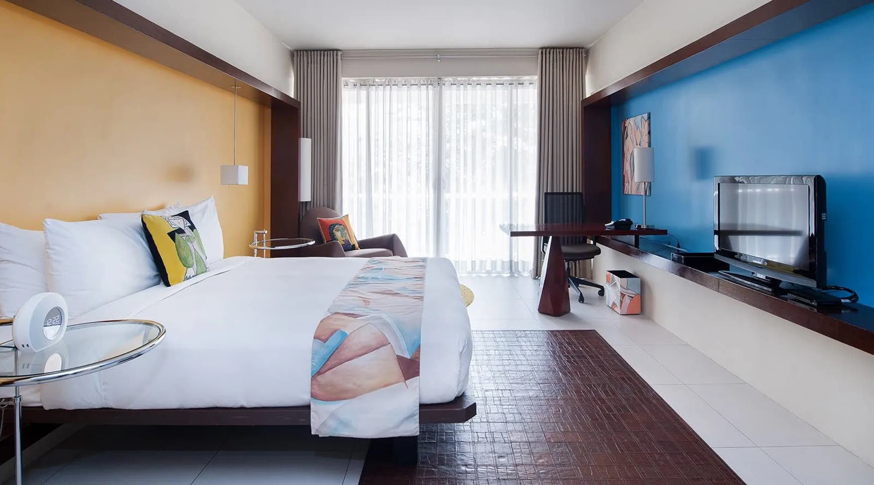 Relax from your room in Picasso Hotel with Philippine Airlines Airfare from HNL