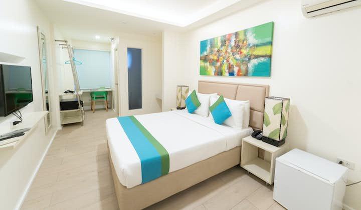 Superior Room at LIME Hotel Boracay