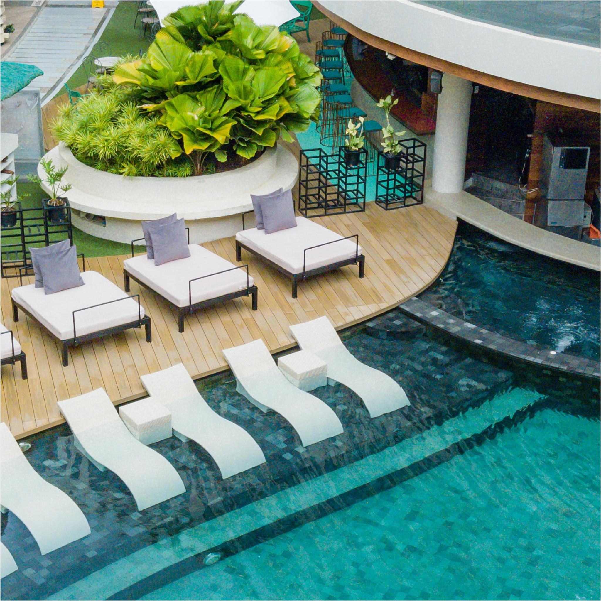 Hue Boracay Pool Side