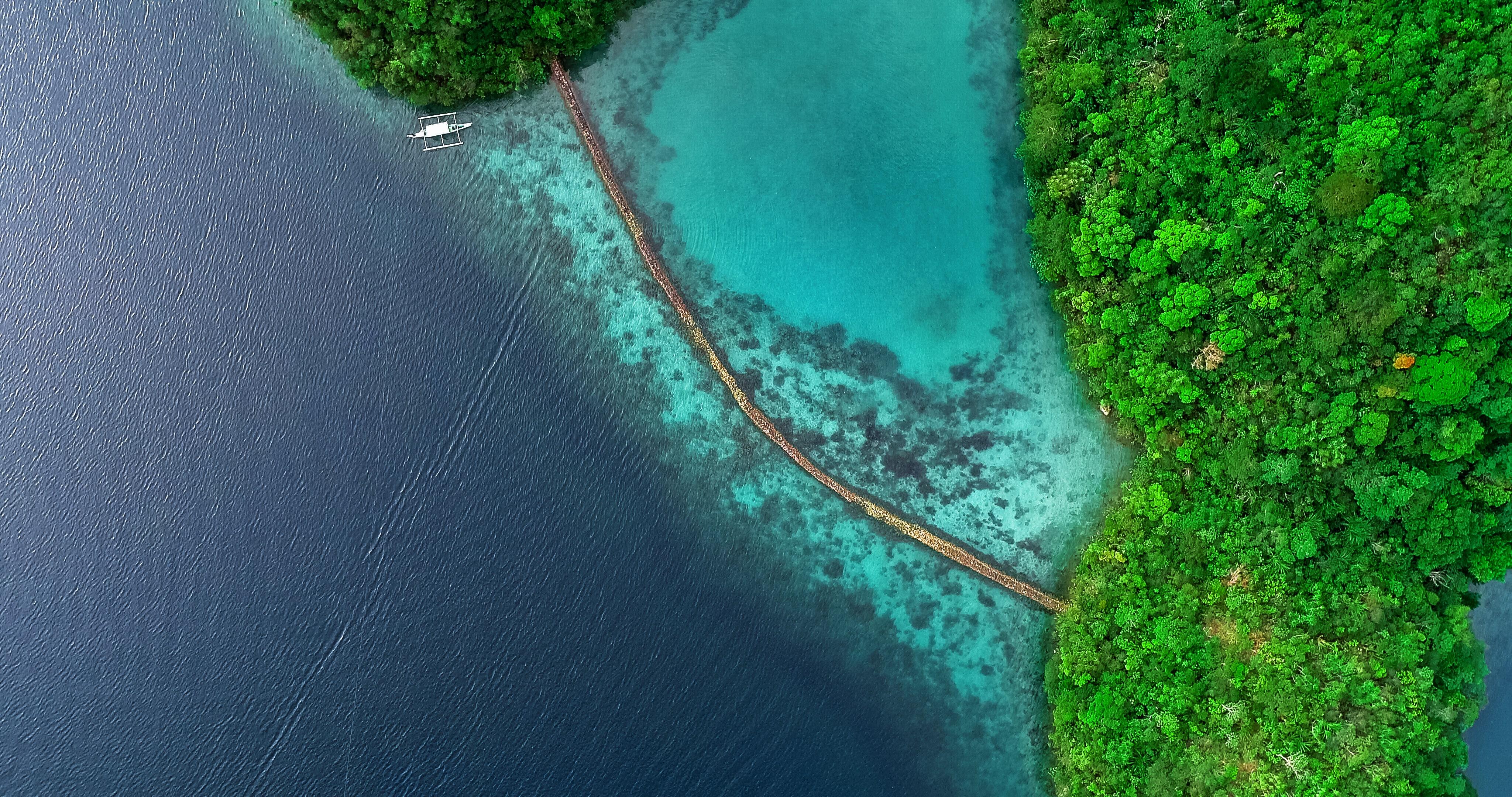 Surigao Del Norte Siargao Sugba Lagoon