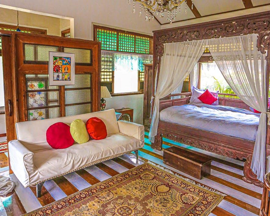 A room in Sonya's Garden