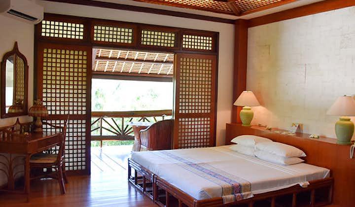 Interior of Badian Island Wellness Resort Junior Suite