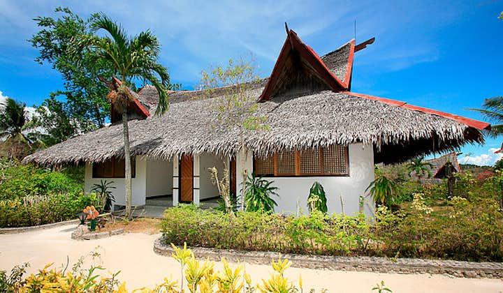 Exterior of Badian Island Wellness Resort Junior Suite