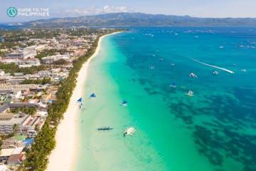 Aerial view of Boracay's White Beach.jpg