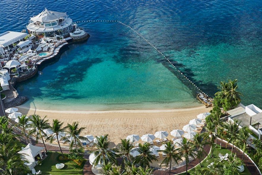 Movenpick Hotel Mactan Island Cebu's beachfront