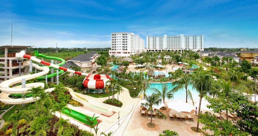 Aerial view of JPark Island Resort & Waterpark