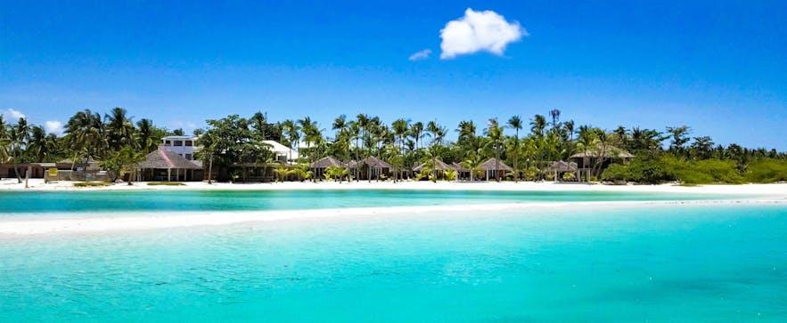 Kota Beach Resort's beachfront