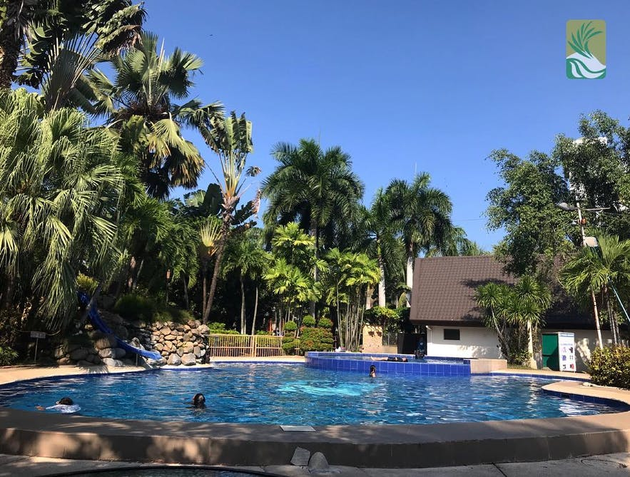The Ritz Hotel at Garden Oases's outdoor pool