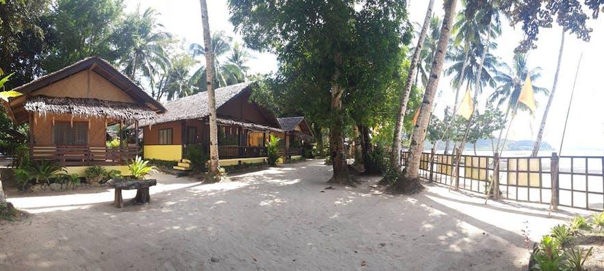 Besaga Beachfront Cottages