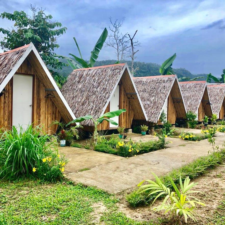 Villa Milanel's cottages
