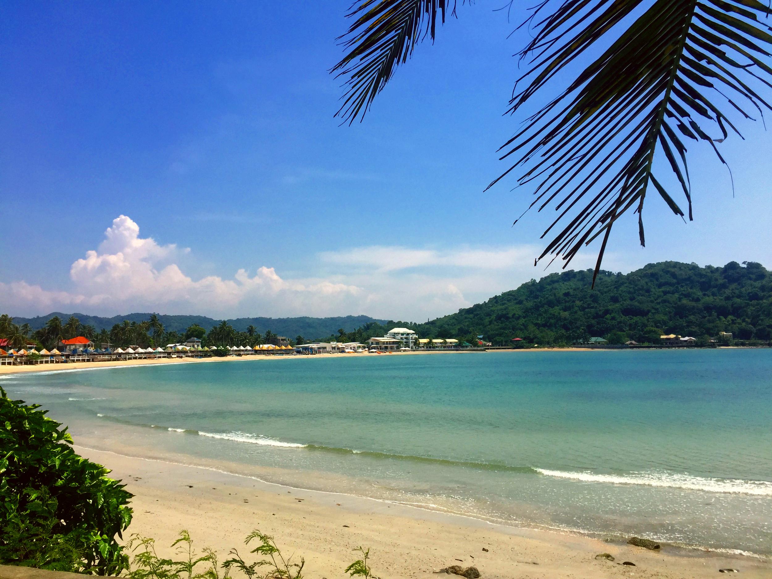 Santiago Cove, Ilocos Sur
