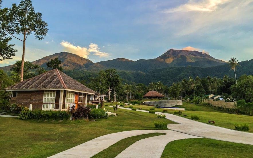 View from Recidencia Del Hamor