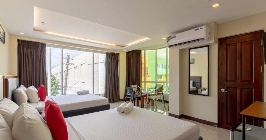 Paopao Hotel's executive suite room