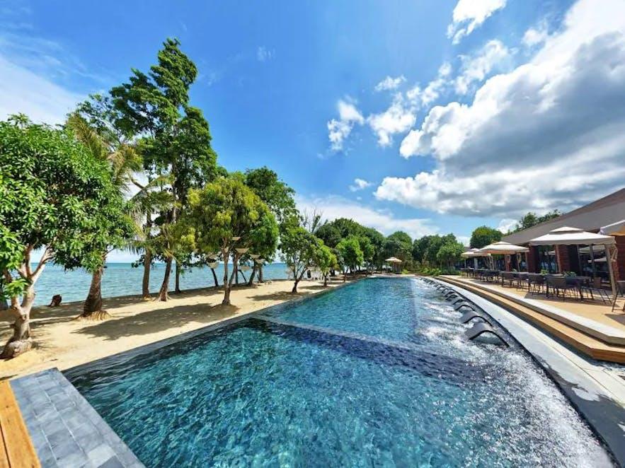 Astoria Palawan's pool