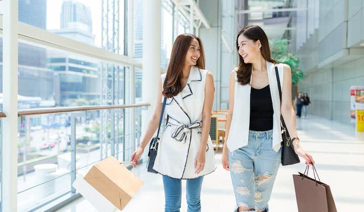 Full-day Manila bargain shopping