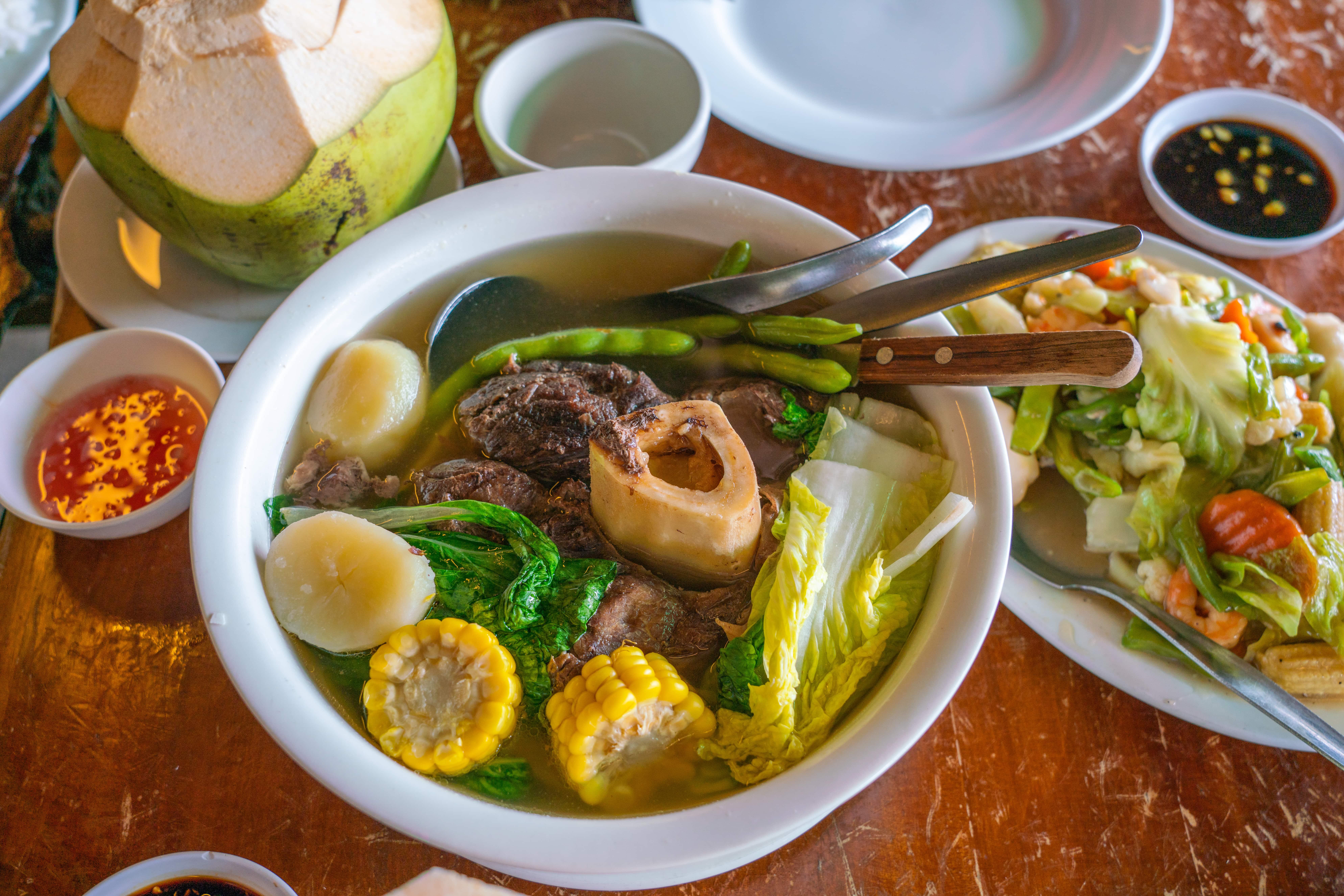 Have a bulalo lunch at Tagaytay