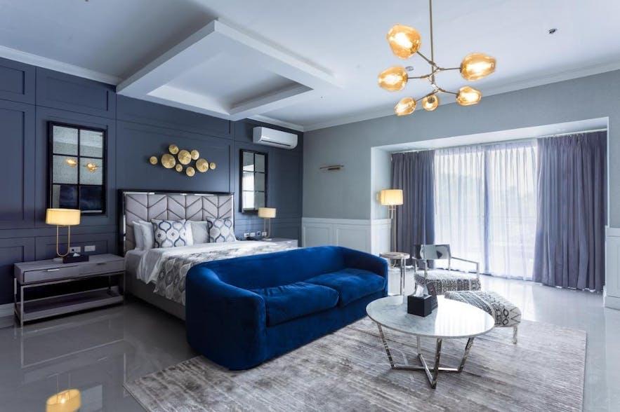 Stonehill Suites' junior suite