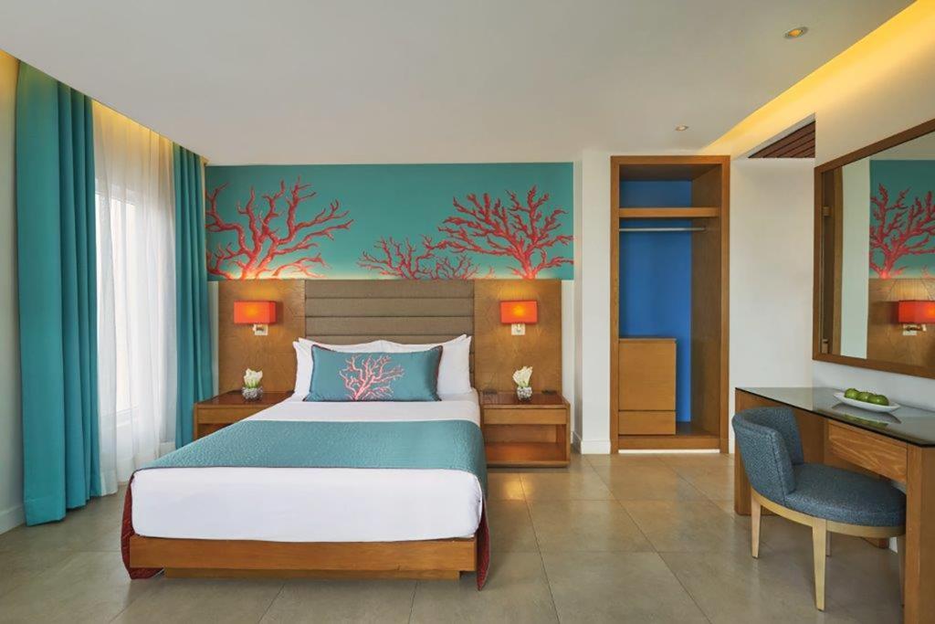 Inside the Classic Room at Movenpick Resort & Spa Boracay