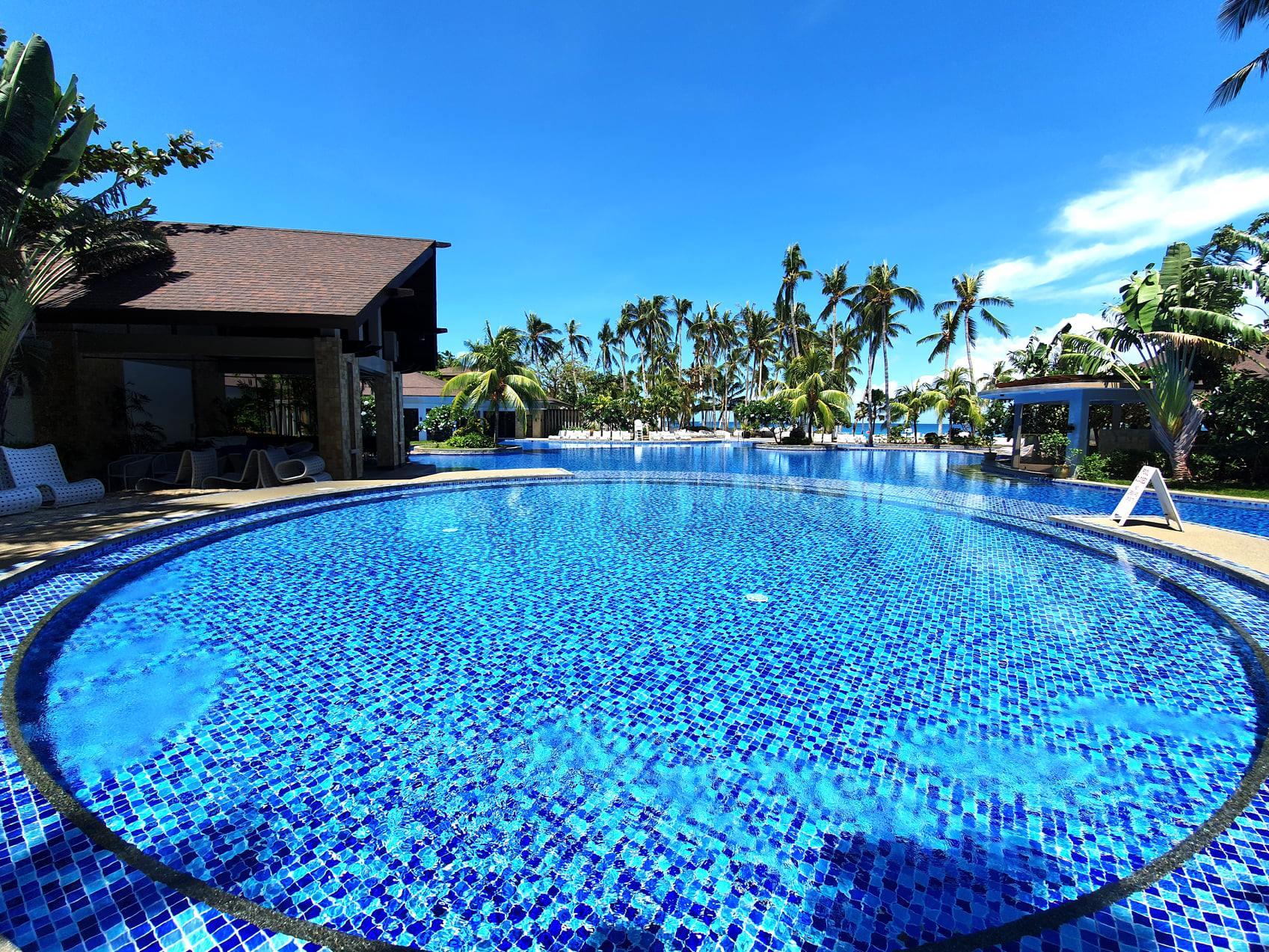 Outdoor Pool at Movenpick Resort & Spa Boracay