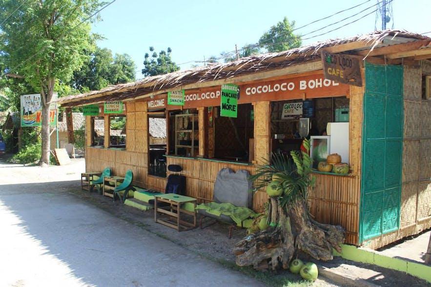 Exterior of Coco Loco