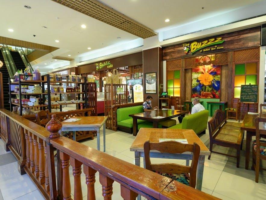 Buzzz Cafe in Tagbilaran City