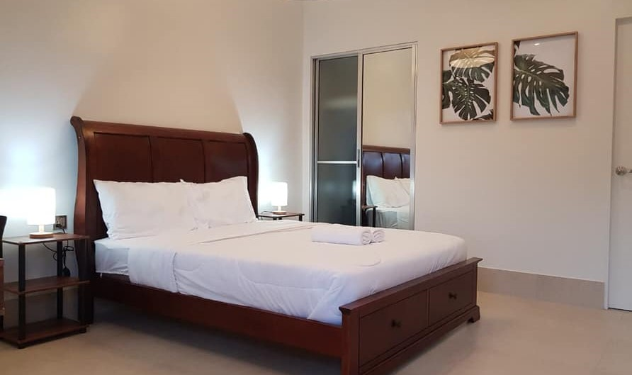 Package includes a spacious Deluxe Room