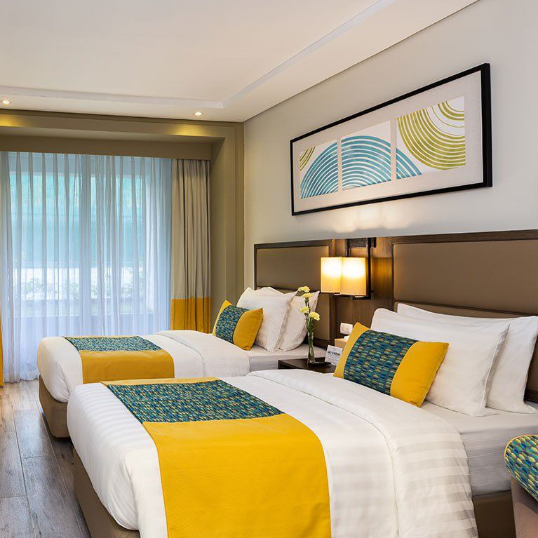 Inside the Deluxe Suite at Belmont Hotel Boracay