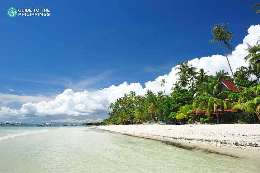 Alona Beach on Panglao Island