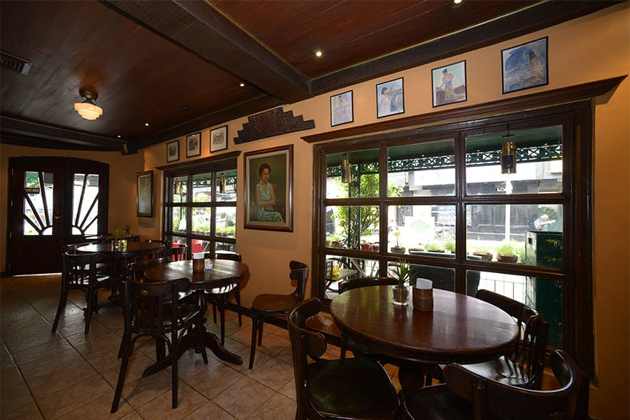 Cafe Adriatico's Malate City branch