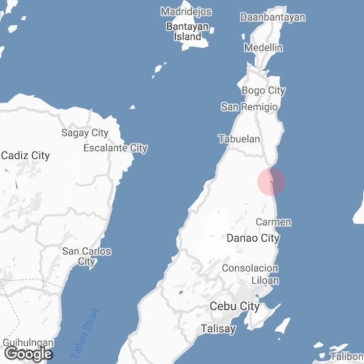 Catmon, Cebu