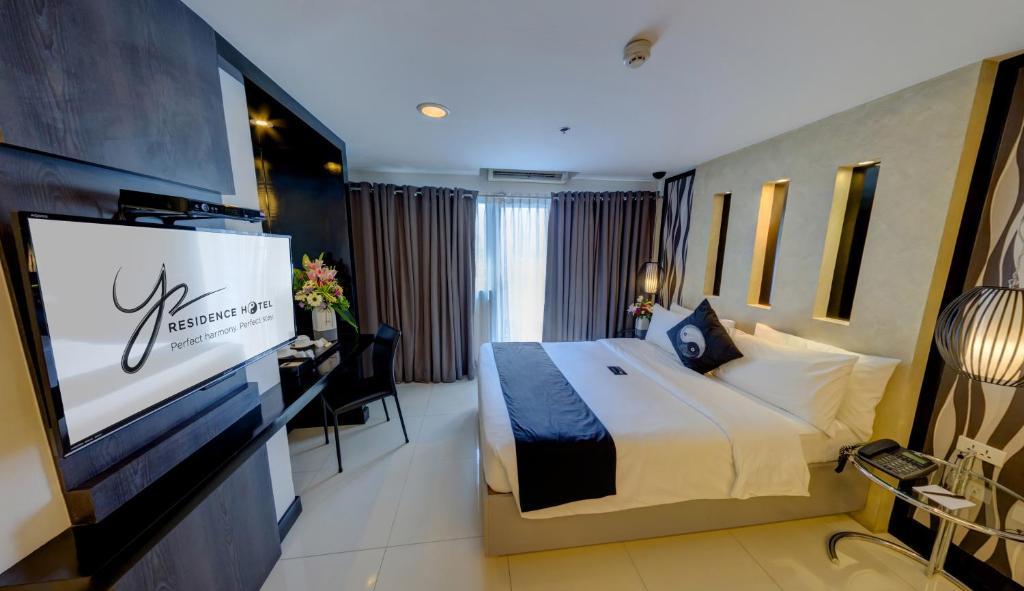 Studio Room at Y2 Residence Hotel