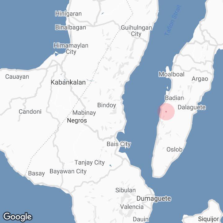 Alegria, Cebu