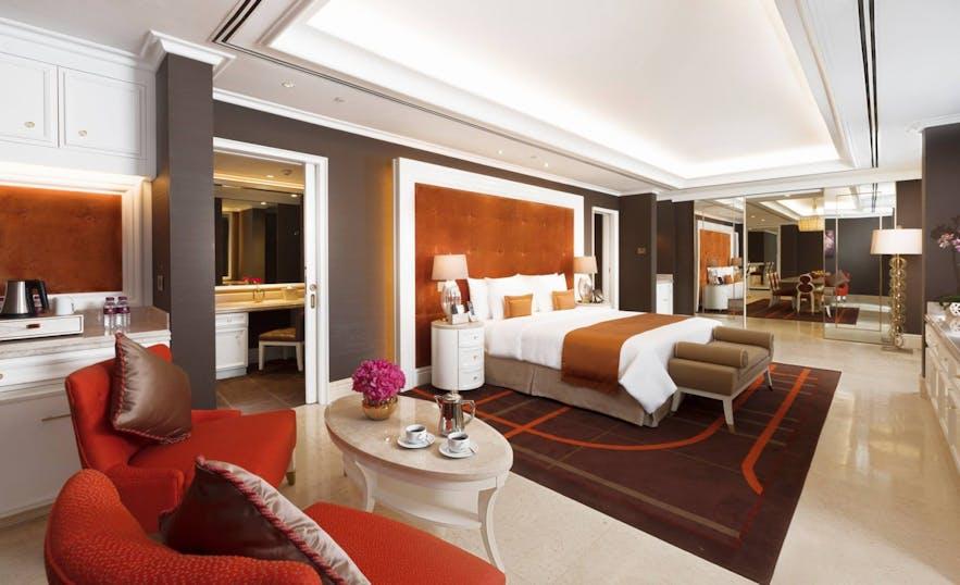 Okada Manila's Executive Suite