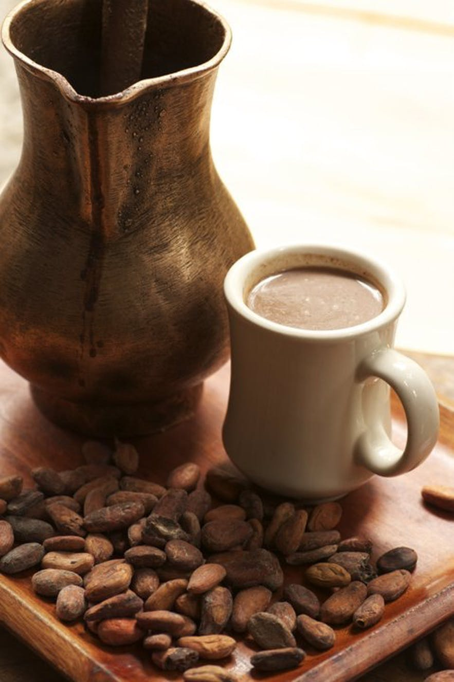 A cup of Choco-late De Batirol