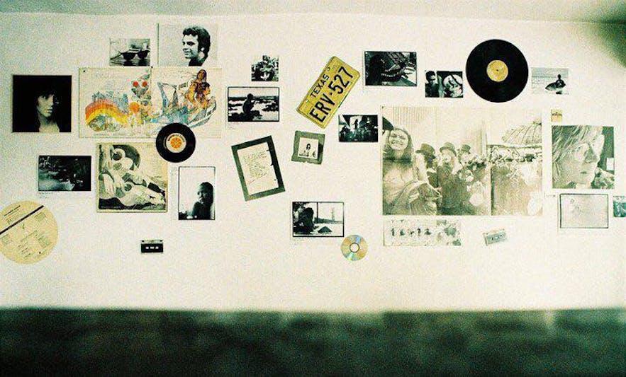 Canto Bogchi Joint's wall decor