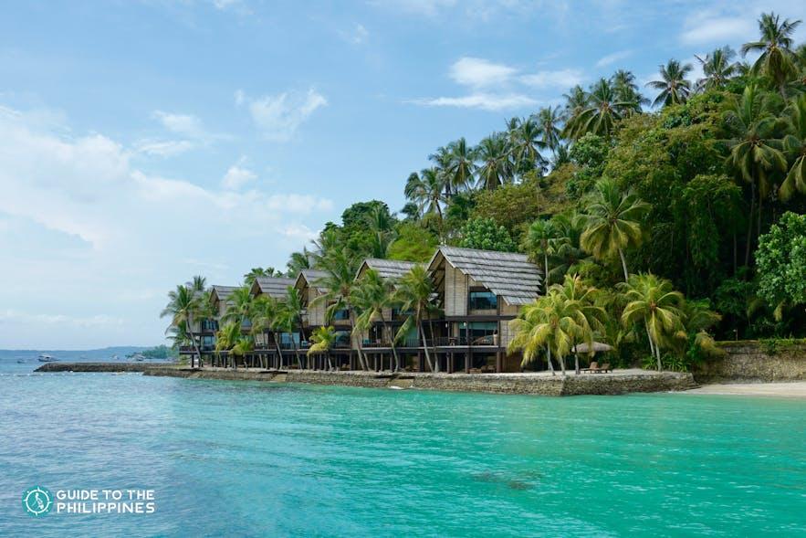 Villas of Pearl Farm Beach Resort on Samal Island