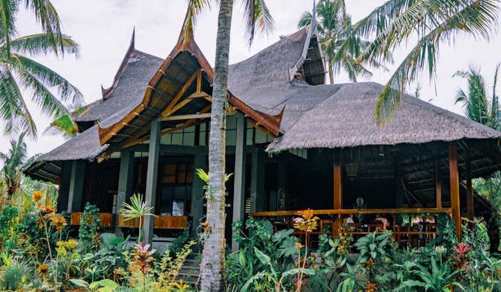 Common Area at Lotus Shores Siargao