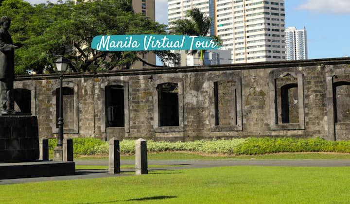 Manila Virtual Tour Inclusion  | SFO-Discovery Suite MNL Quarantine | PAL